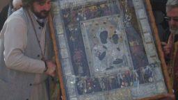 """Историята на """"Черната Богородица"""" в Несебър"""