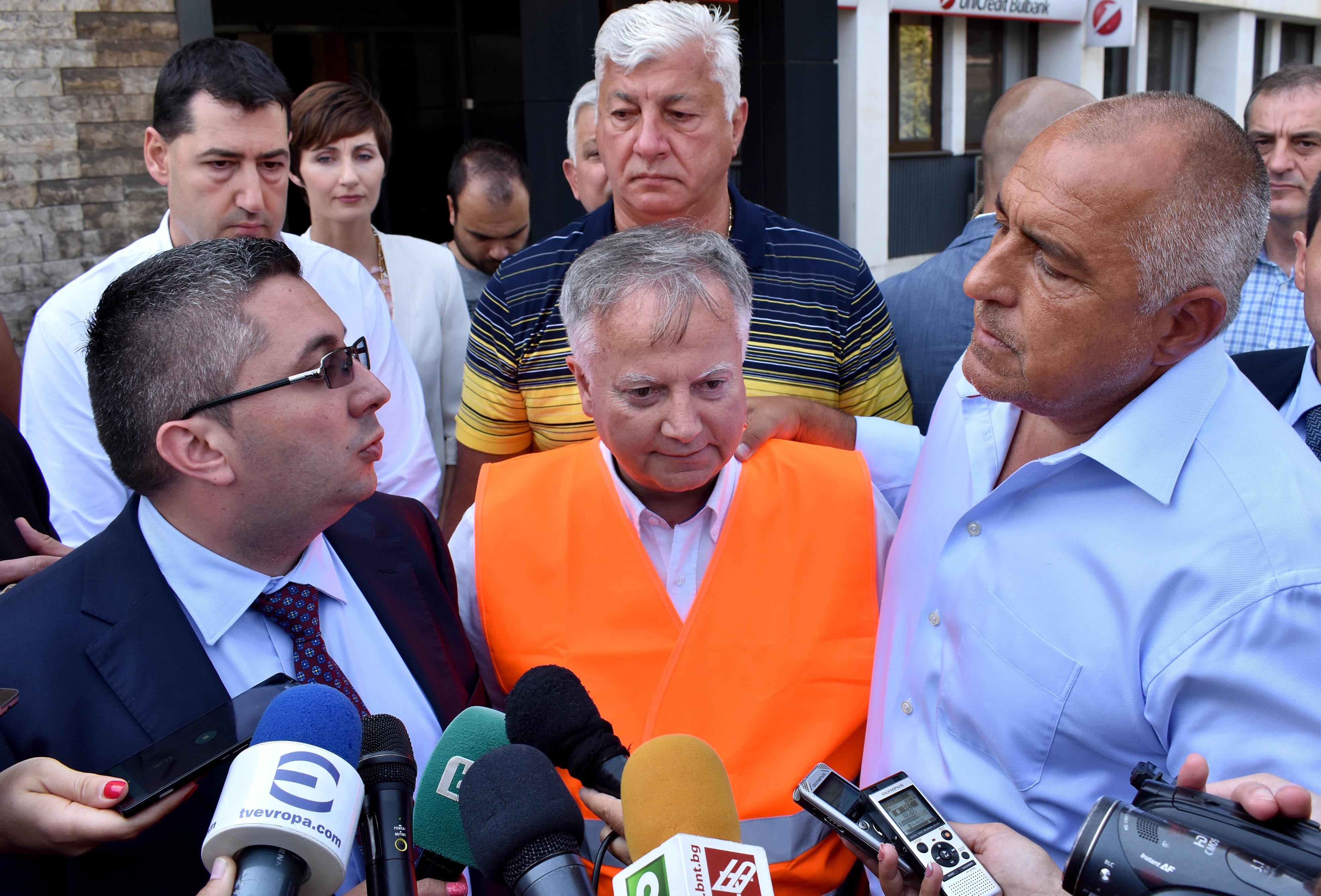 Пътят Пловдив-Асеновград ще има локални платна