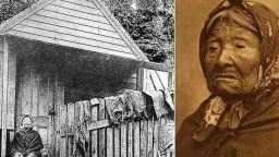 Последната индианка в Сиатъл - принцеса Анджелина