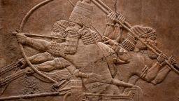 Древната Асирия - родина на войната като политика