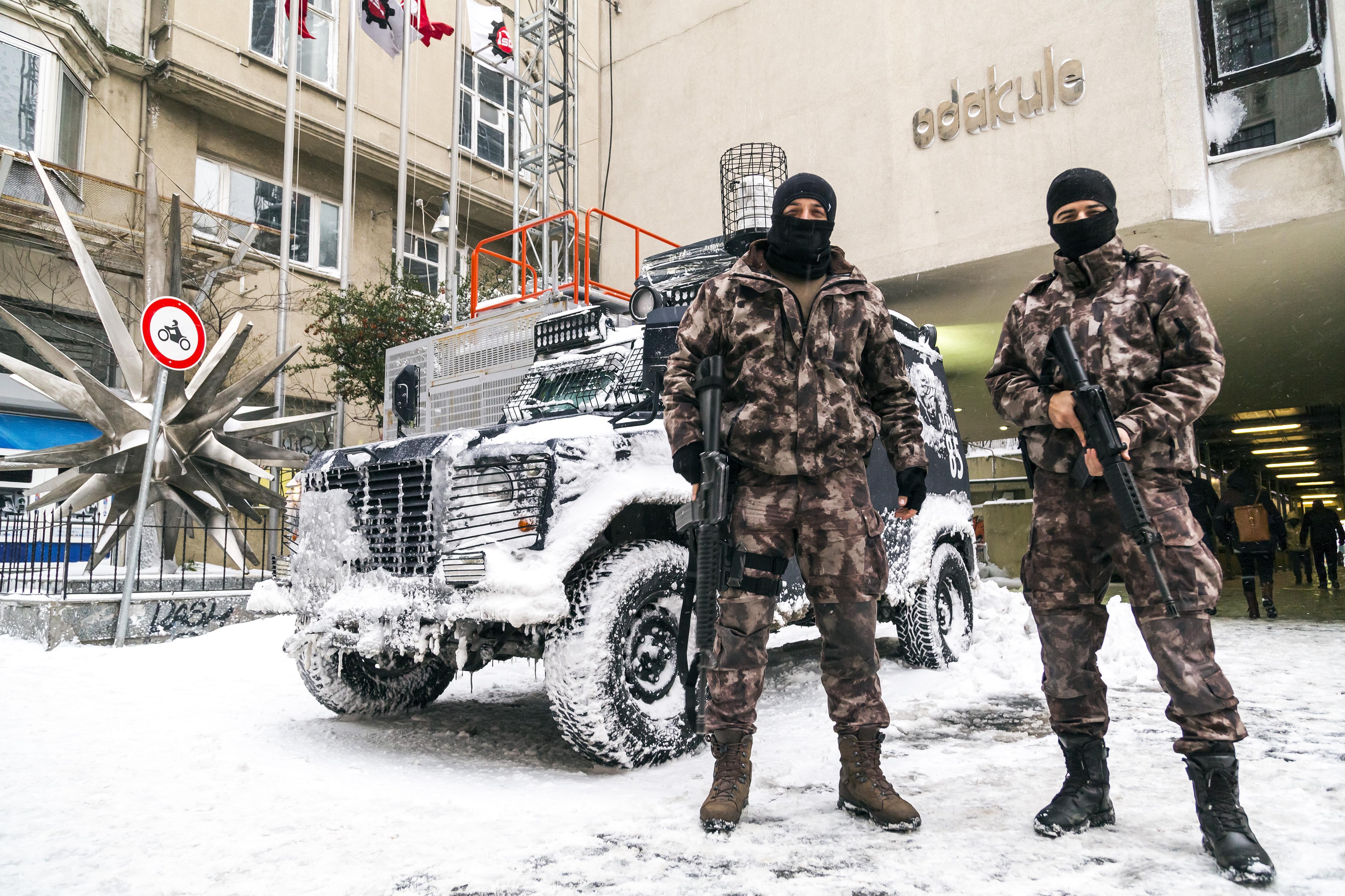 Турски командоси навлязоха в Сирия
