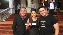 """Българският филм """"Посоки"""" с награда на кинофестивала в Сараево"""