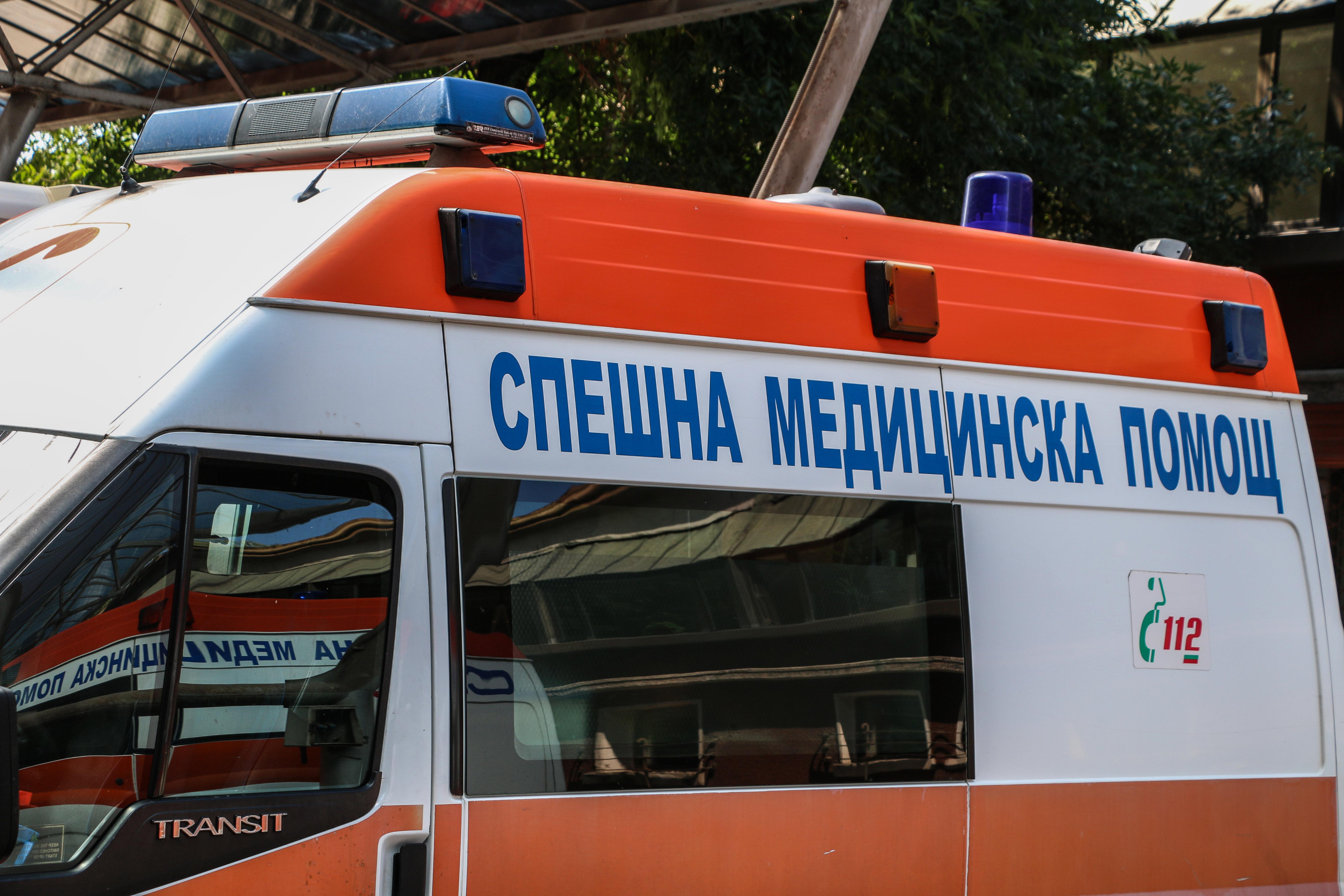 Две жени са ранени при тежка катастрофа