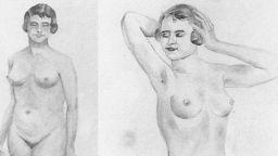 Неизвестен руснак купил картина на фюрера за 10.5 хиляди паунда