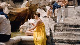 Вижте чувствената Италия от 80-те - в снимките на Чарлз Трауб