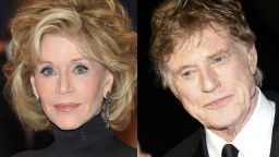 """Робърт Редфорд и Джейн Фонда ще бъдат удостоени с почетен  """"Златен лъв"""""""
