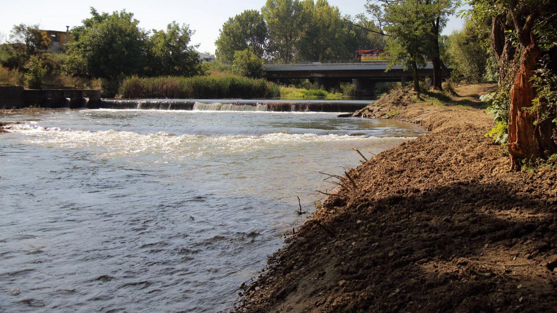 12-годишно дете се удави в река Искър край Мездра