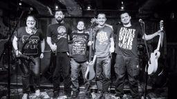 No Project Band: Ние сме формации и деформации от хора и идеи