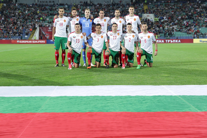 България след Ямайка, но пред Русия в ранглистата на ФИФА