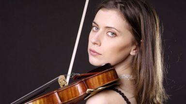 Танго и класика в първия общ концерт на Мила Георгиева и Максим Ешкенази