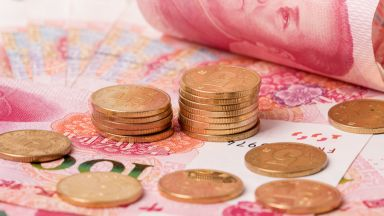 Ръст на китайските валутни резерви