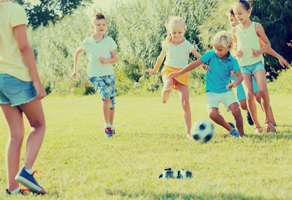 Спортуването при децата е важно за белите дробове