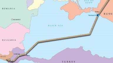 """Газпром е построила 80% от """"Турски поток"""""""