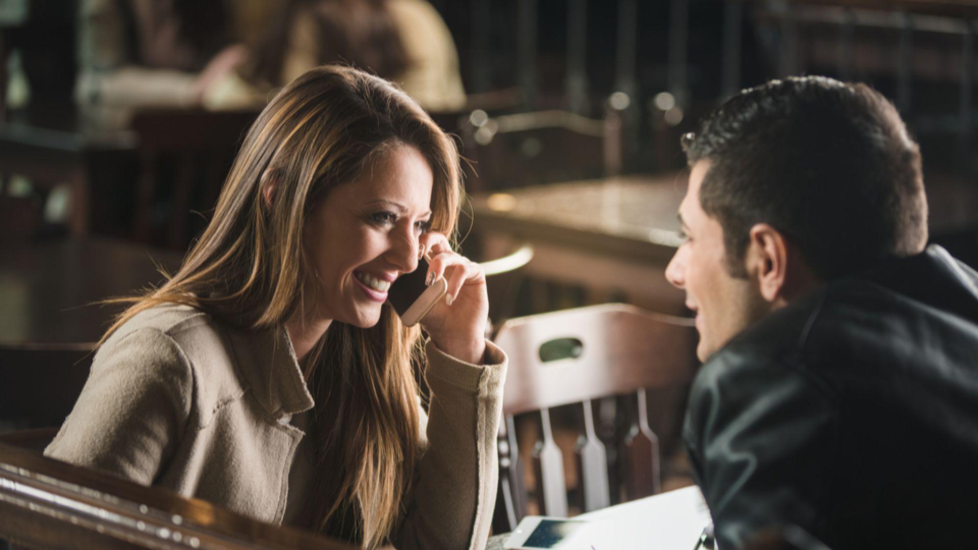 Учени разкриха как мъжът да спечели жената на първа среща