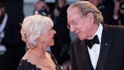 Хелън Мирън и Доналд Съдърланд във филм за отминаващото време на Паоло Вирдзи