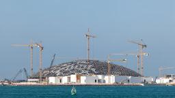 Филиал на Лувъра откриват в Абу Даби