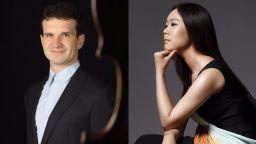 Блестящият цигулар Светлин Русев и пианистката Йоръм Сон с концерт в Пловдив