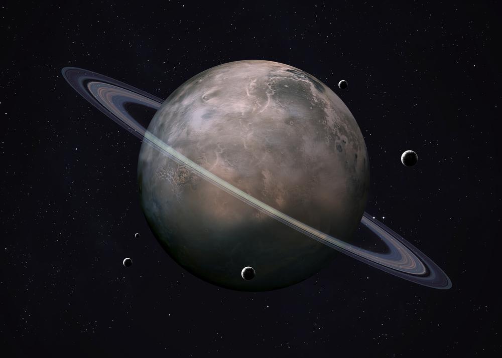 Две луни на Уран ще се сблъскат и ще се самоунищожат