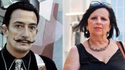 ДНК-тестът потвърди окончателно: Пилар Абел не е дъщеря на Салвадор Дали