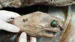 Мумия на 2100 години, изумява учените