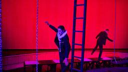 Нов авторски спектакъл на Лили Абаджиева, по текстове на Шекспир