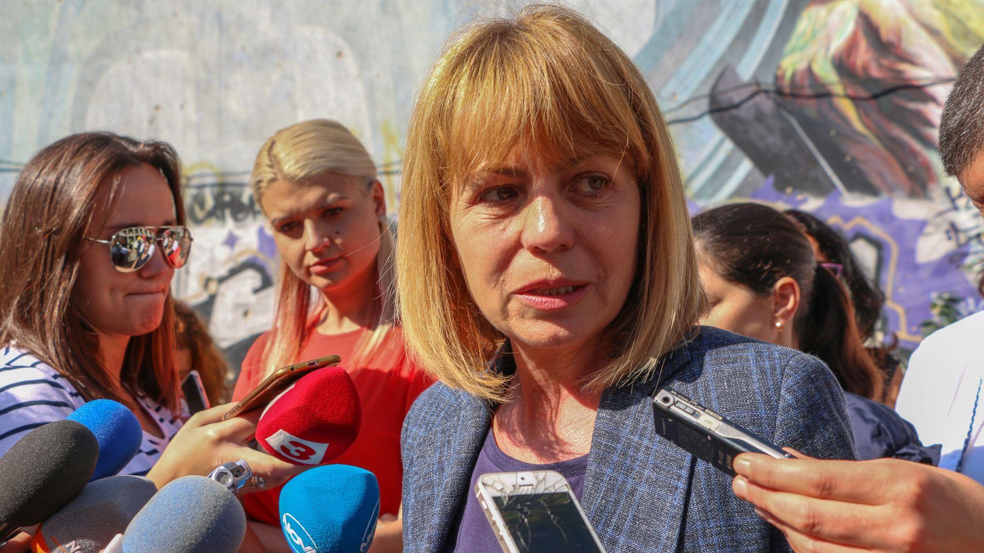 Фандъкова за ареста: Не съм шеф на районните кметове