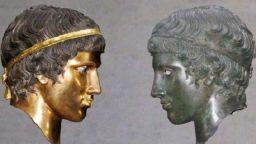 Как биха изглеждали античните скулптури в цвят?