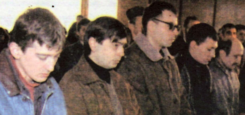 Преди 22 г. Коматевските убийци започват да гърмят сарафи