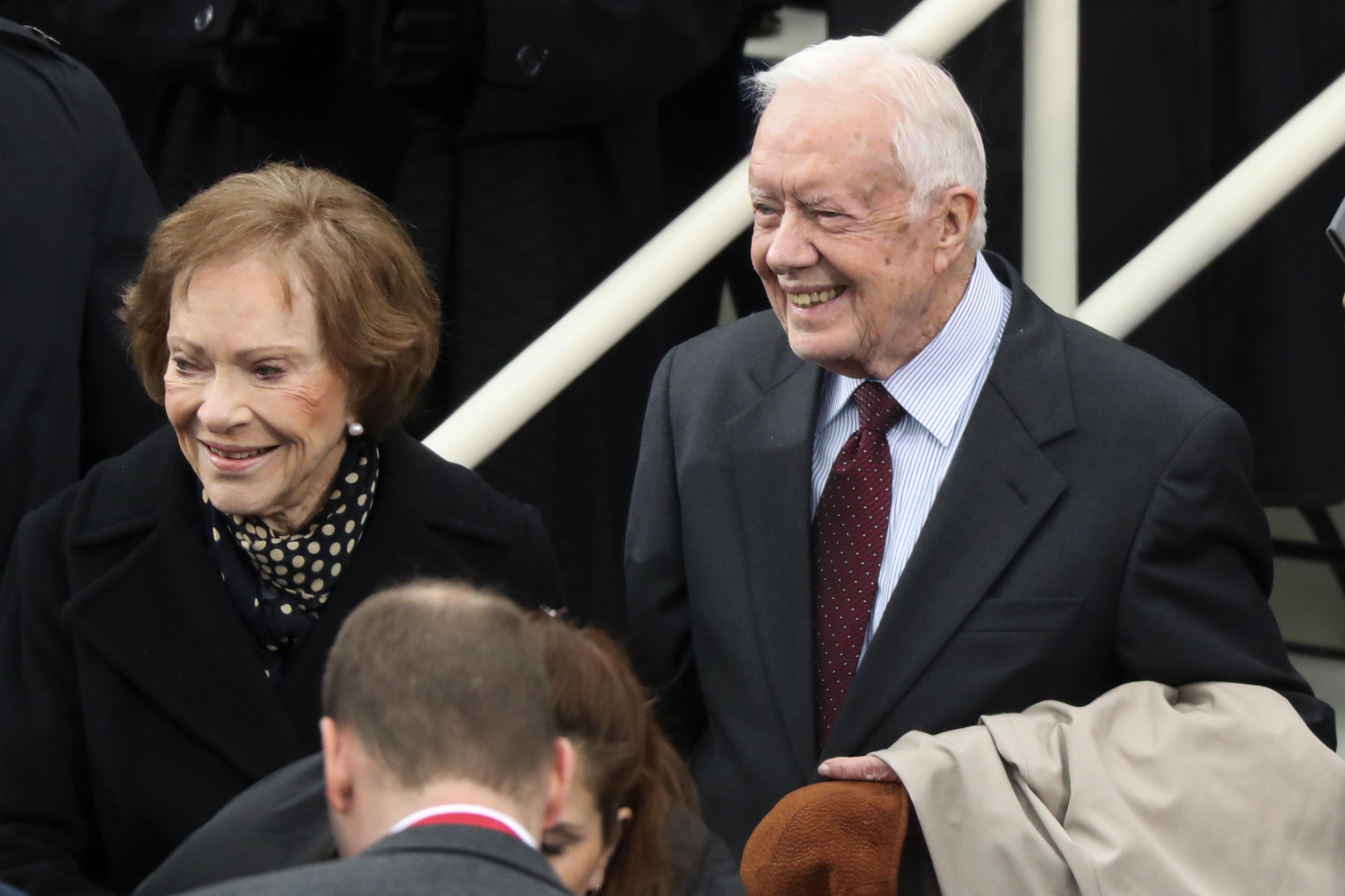 Джими Картър: САЩ са олигархия, а не демокрация