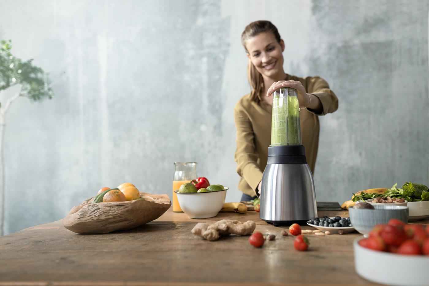 Здравословно хранене без блендер? Мисия възможна, но трудна