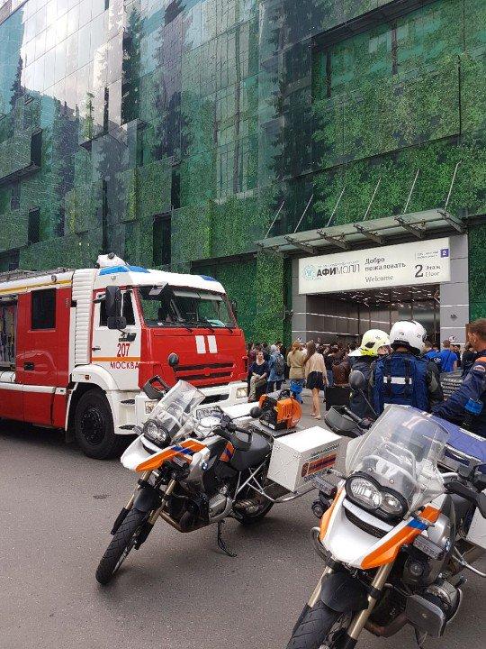 Евакуираха гари и молове в Москва заради бомбени заплахи