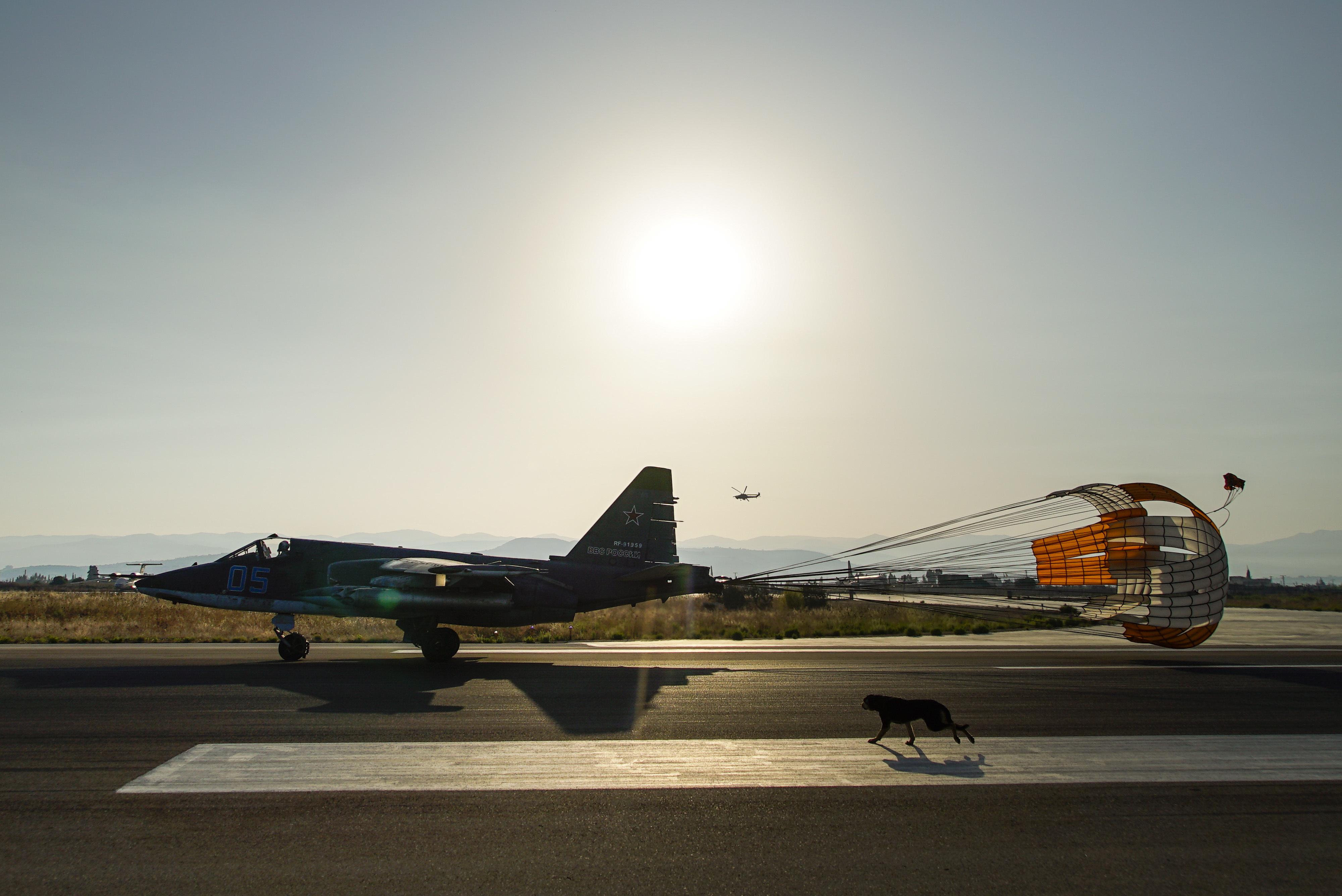Русия изпрати за бой в Сирия най-новите си изтребители