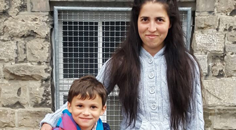 Убиецът на българката и сина й клал съседка и през 2004 г.