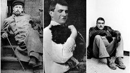 Известни писатели и поети, каквито не сте ги виждали