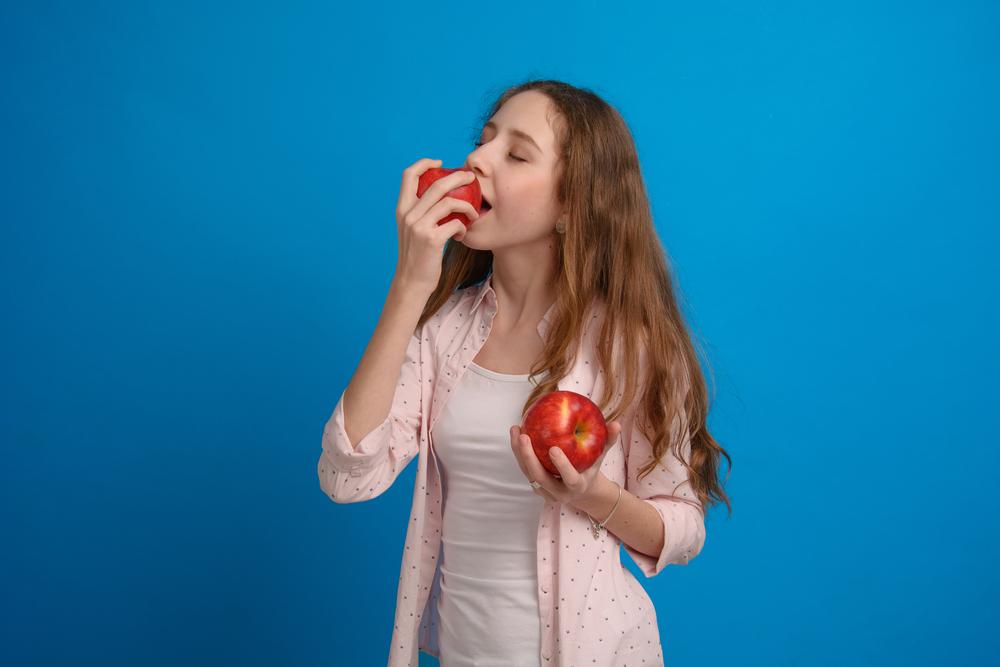 Бунтарството кара тийнейджърите да се хранят здравословно