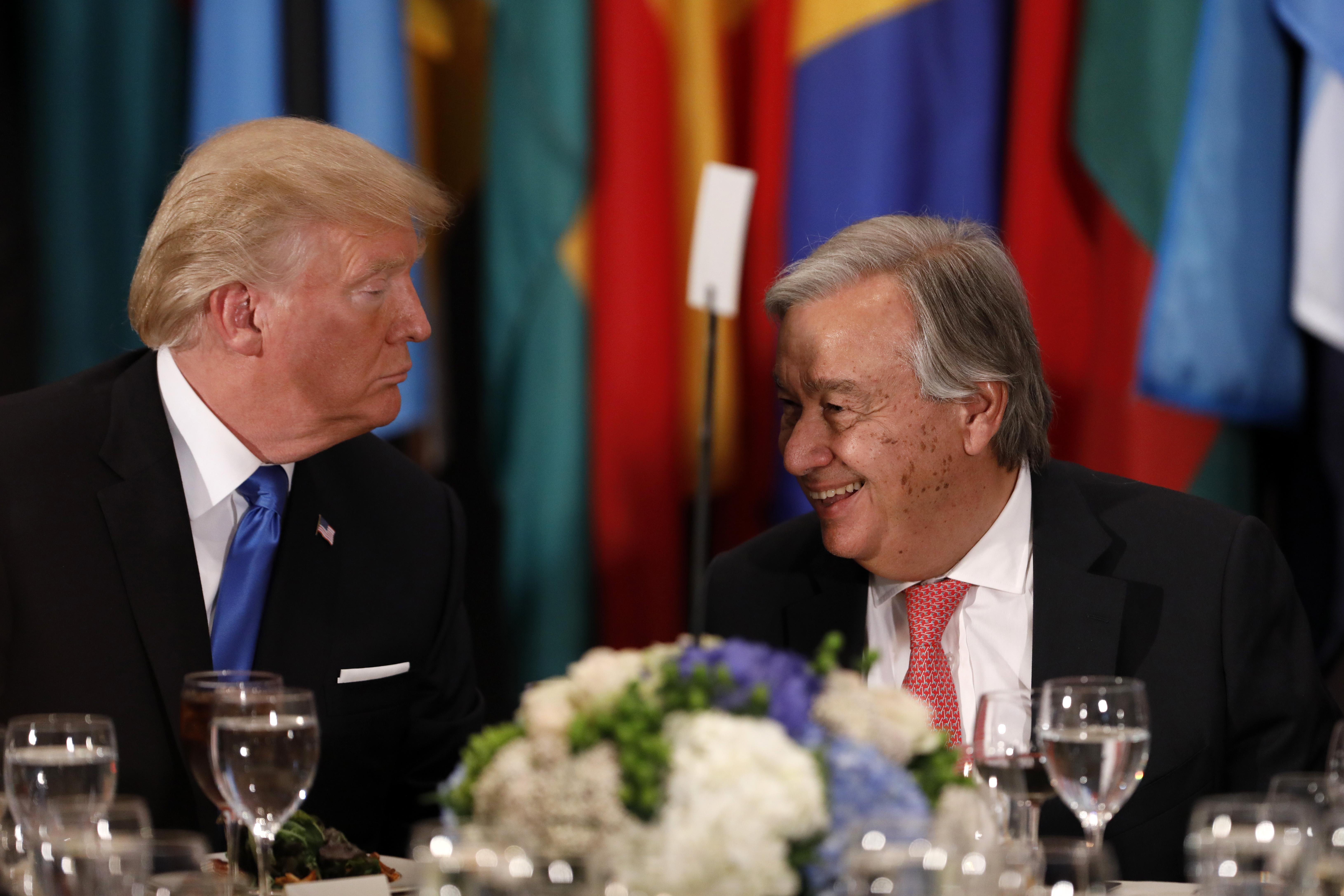 Подпалвачи на войни и миротворци в ООН