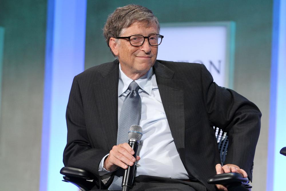 Това е новата най-любима книга на Бил Гейтс