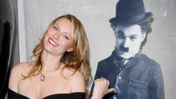 Внучка на Чарли Чаплин пристига у нас за CineLibri