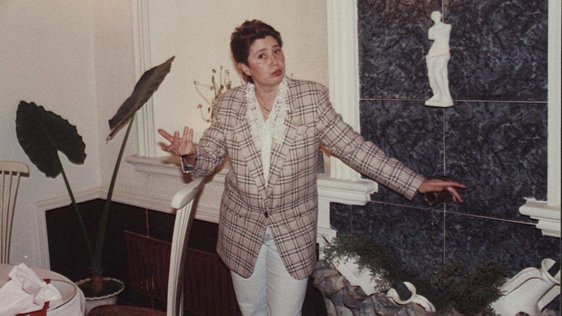 Поругаха гроба на актрисата Пепа Николова