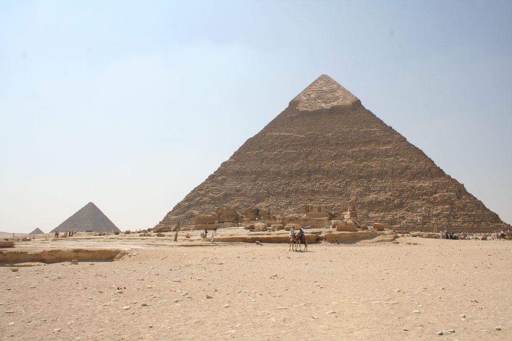 Изясниха загадката на кухината в Хеопсовата пирамида
