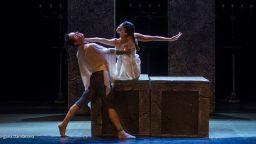 """Балет """"Арабеск""""  с  премиера на """"Ромео и Жулиета"""""""
