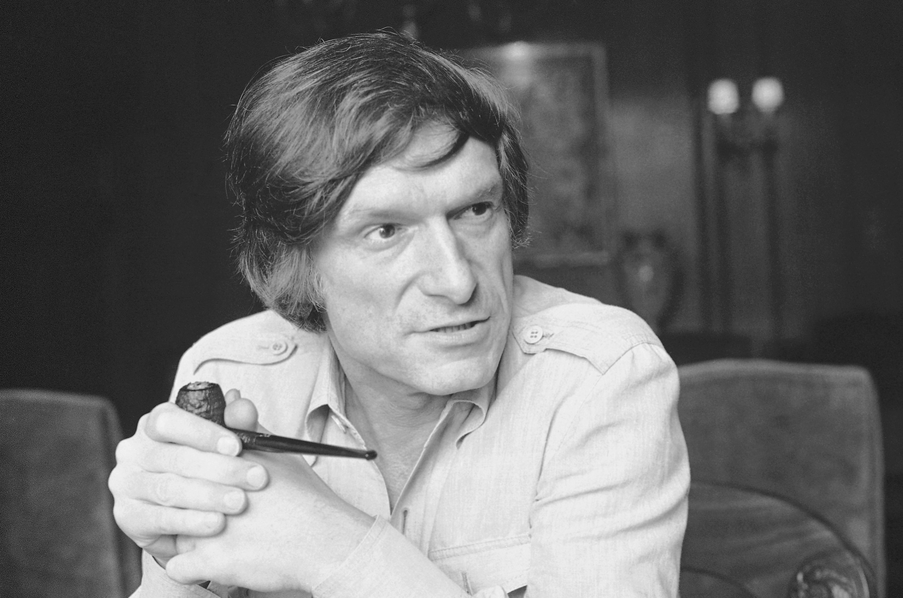 Хю Хефнър (1977)