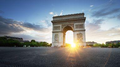 Топ 3 на най-посещаваните забележителности във Франция