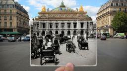 Вижте приказката на един фотограф за Париж през вековете