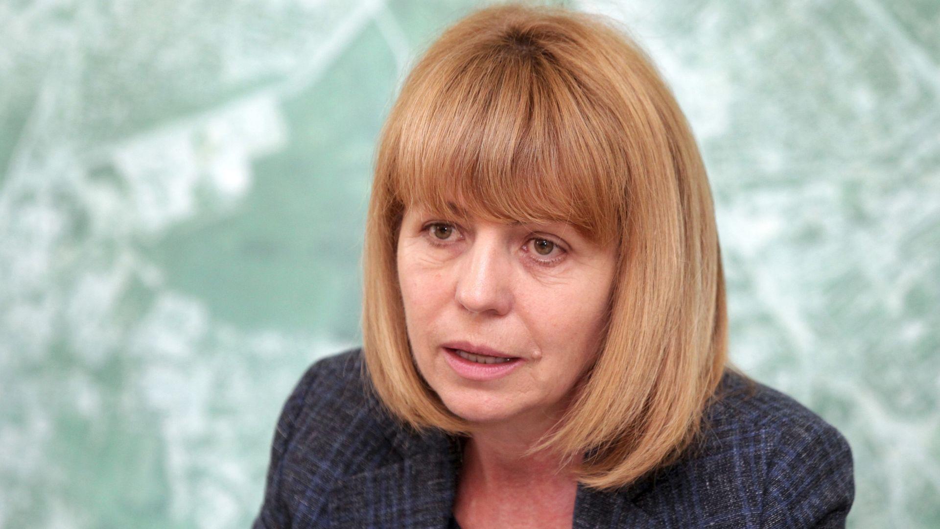 Фандъкова отрече за среща с арестуваната кметица