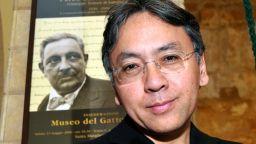 Присъдиха Нобеловата награда за литература 2017 на японеца Кадзуо Ишигуро