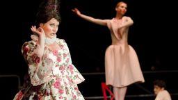 Брилянтното мецосопрано Петя Петрова в ролята на Розина в Стара Загора