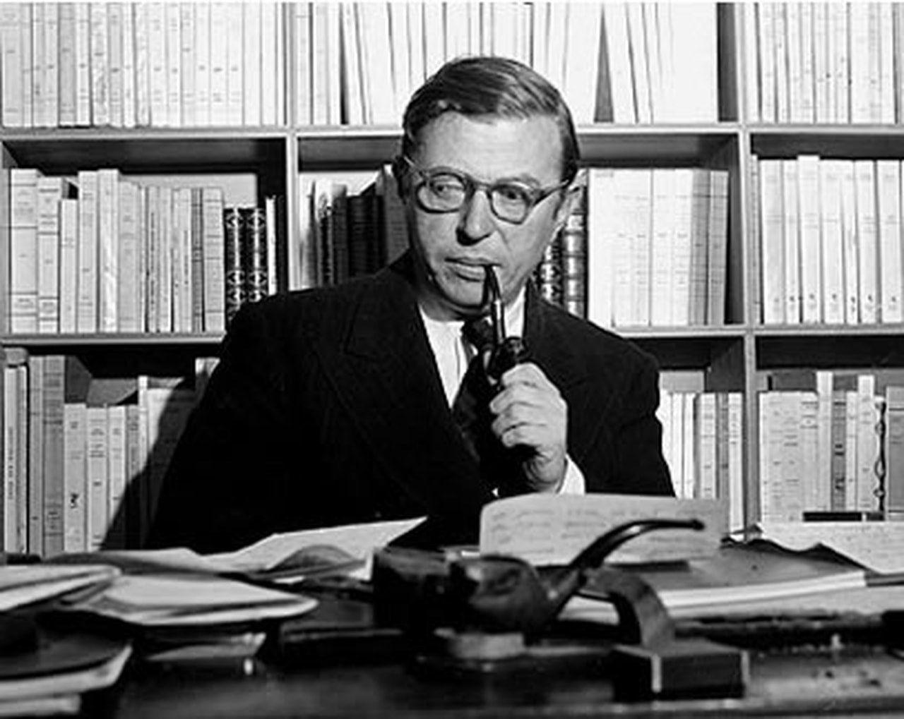 """Резултат с изображение за """"Жан-Пол Сартър е удостоен с Нобелова награда"""""""