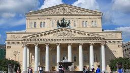 Софийската опера с гастрол на сцената на Болшой театър