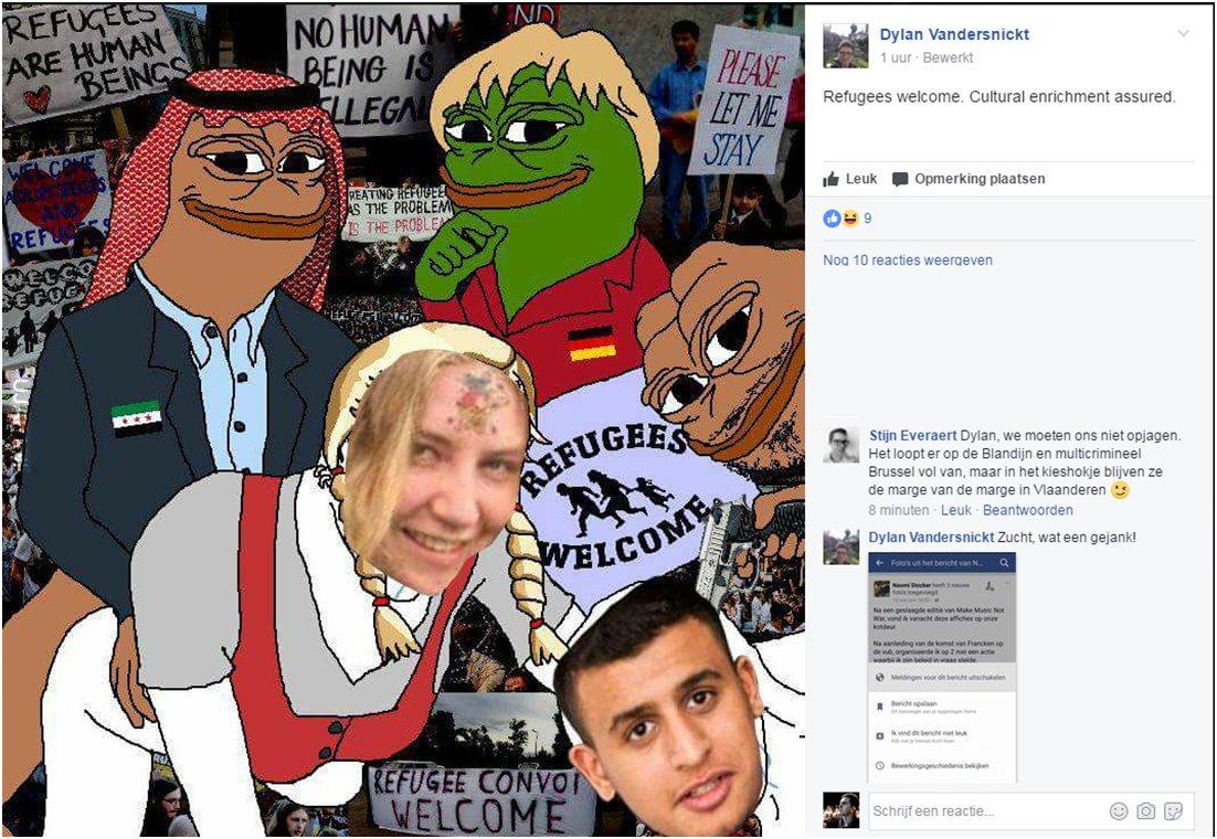 Белгийски политик се самоуби заради расистка карикатура
